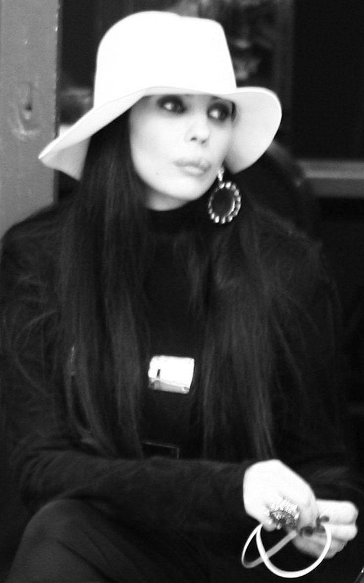 Ingrid Vlasov,Paris Fashion Week,backstage,fitting,casting