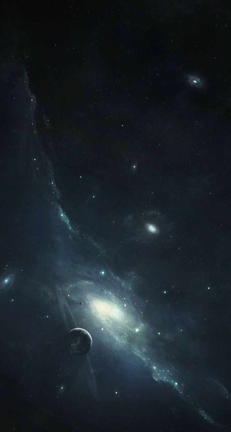 Phone Lockscreen Es Phonepicshare Space Stars Galaxy Planet Meteor Silver Universe Android Wallpapers HD 4K Ultra