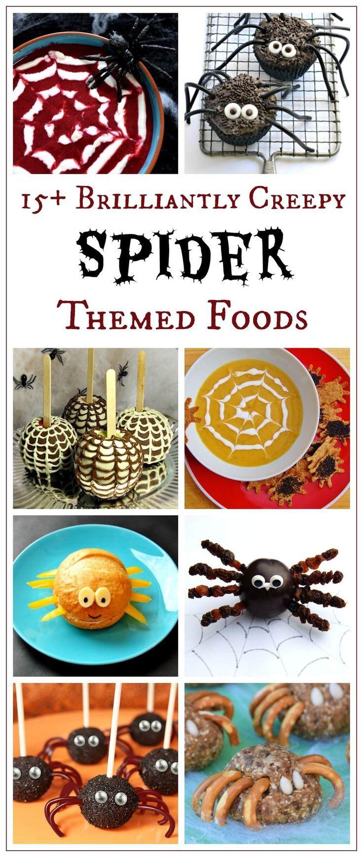 258 best Halloween Food images on Pinterest