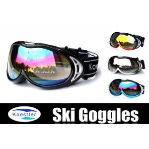 Ski & Snowboard Sports Goggles Adjustable head strap! for JUST $19.99 on www.dealaday.co.nz