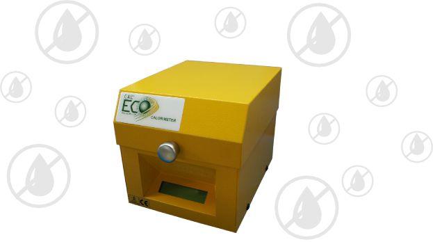 The ECO calorimeter requires no water during sample determination - DDS CALORIMETERS