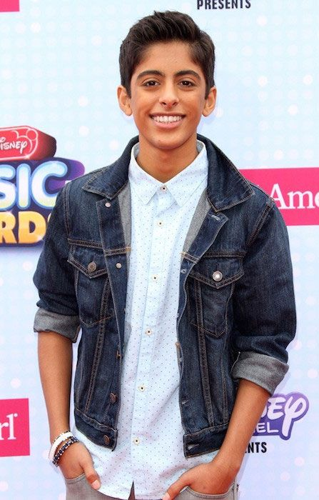 Karan Brar at 2015 Radio Disney Music Awards...