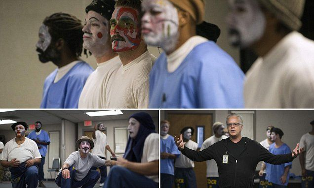 Acting workshops hoping to reduce re-offending in California prisons