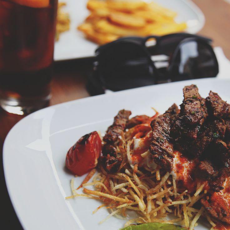 Çentik Kebabı  #KevCafe #Kebap #Kadıköy