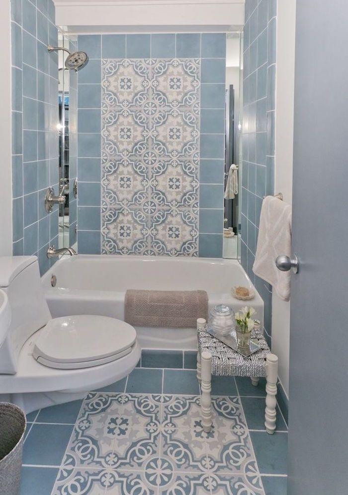 ▷ 1001 + idées | Casa Moci | Carrelage salle de bain, Salle de bain ...