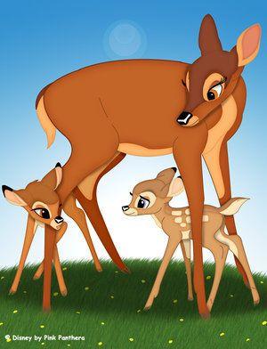 bambi and faline meet joe