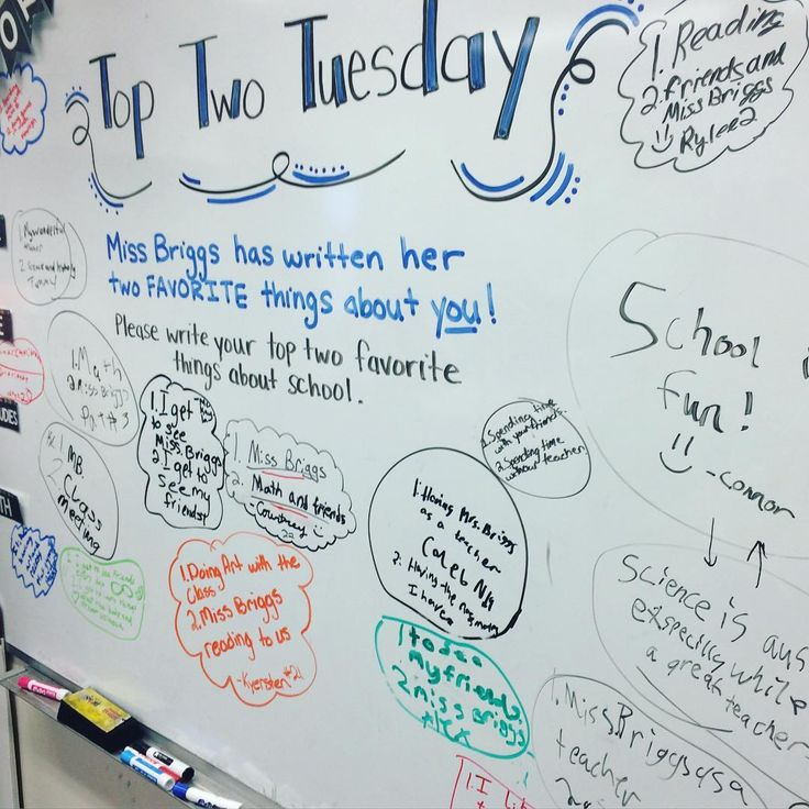 """Top Two Tuesday"" 