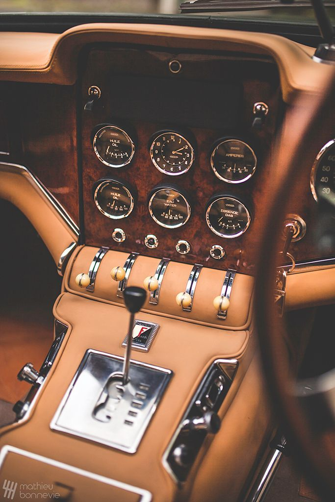 1964 Facel Vega HK2. by Mathieu BonnevieMore cars here.