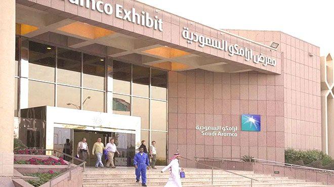 أرامكو السعودية من بئر الخير إلى أكبر شركة نفط في العالم منذ بداياتها في العام أرامكو محمد بن سلمان نفط السعودية Www Al Outdoor Decor Home Decor Decor