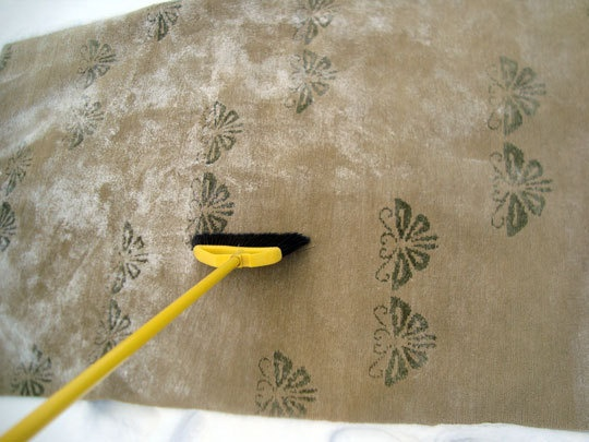 how to steam clean a persian rug