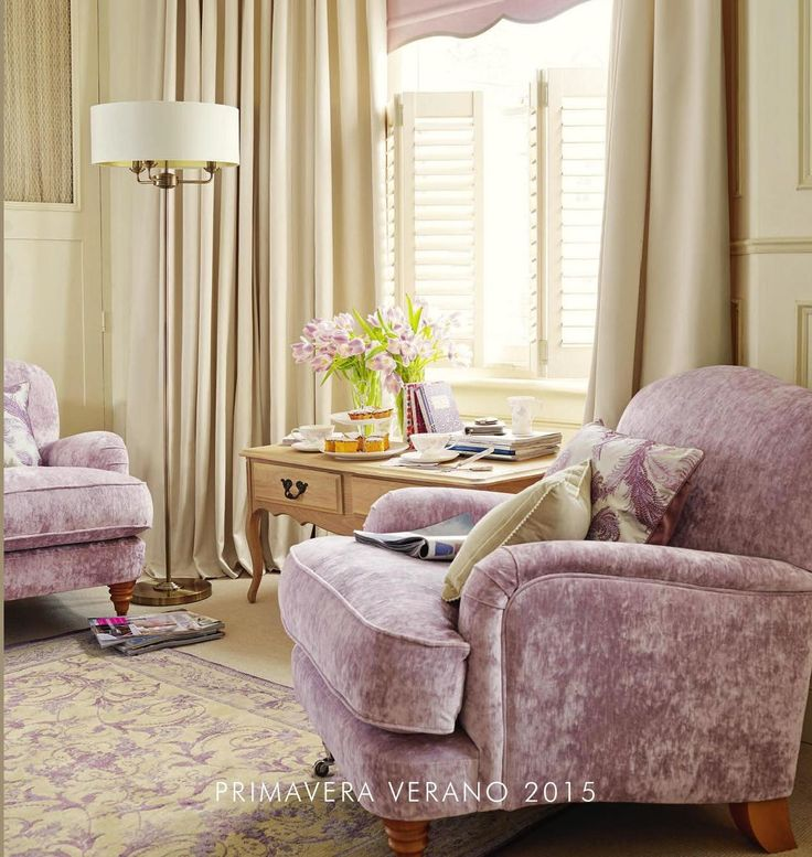 Hogar primavera verano 2015 laura ashley cortinas de - Catalogo laura ashley ...