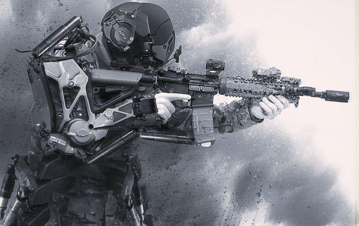 Future soldier by coltranex1.deviantart.com on @deviantART
