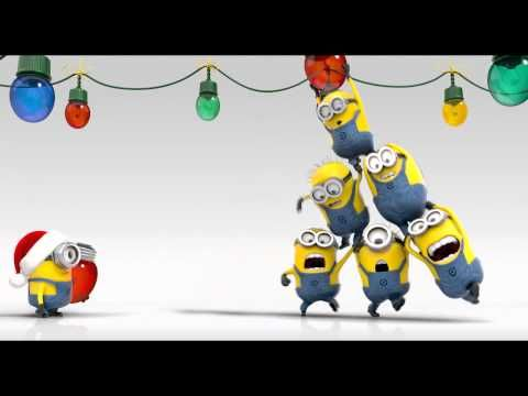 Minions Merry Christmas! ~ ODEON
