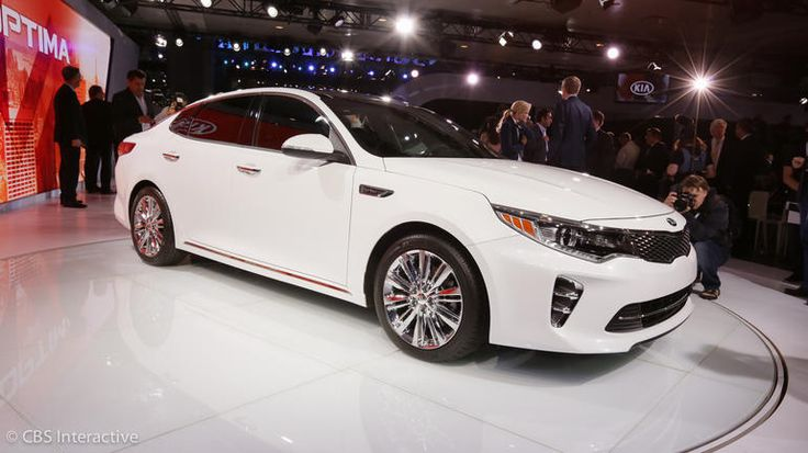 2016 Kia Optima will roll out with Android Auto, Apple CarPlay