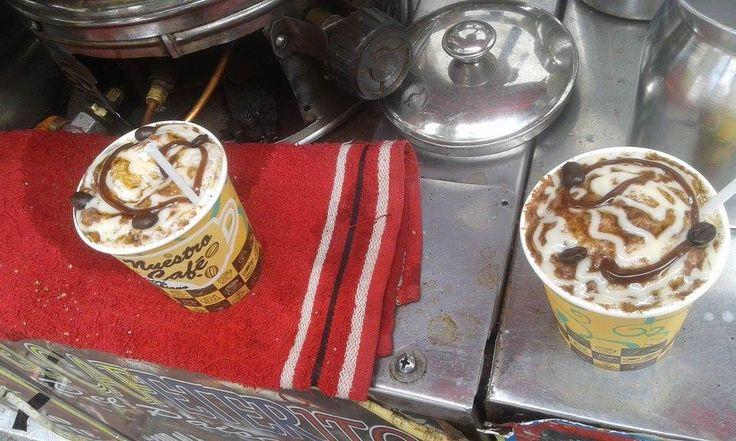 ésto es CAFÉ de verdad...mmmm aaaahhhhh