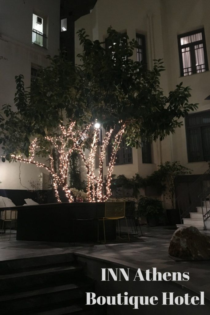 A stay at the INN Athens Hotel - Life Beyond Borders