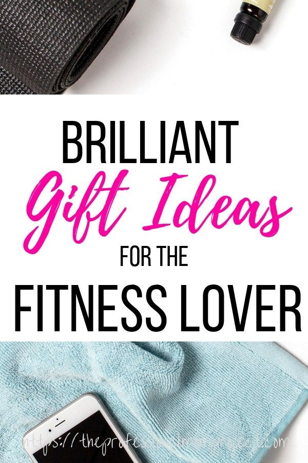 Gift guide for fitness enthusiasts! If you're not sure what present to buy the f…