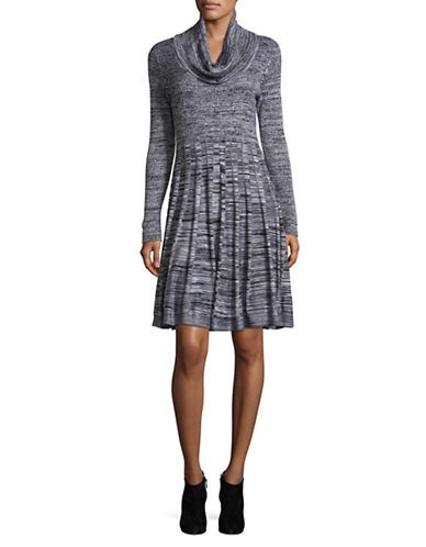 Brands | Sweater Dresses  | Cowl-Neck Sweater Dress | Hudson's Bay