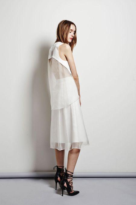 back layer Marissa Webb | Pre-Fall 2014 : Minimal + Classic