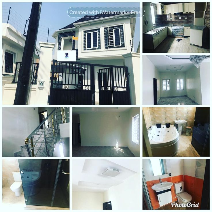 FOR SALE :- NEWLY BUILT 5 BEDROOM DETACHED HOUSE WITH A ROOM BQ LARGE LIVING AREAS A FULLY FITTED KITCHEN & GOOD FITTINGS / LOCATION  LOCATION :- CHEVY VIEW ESTATE LEKKI  ASKING PRICE :- N75M  08185137209 // 09060000255  #realestate #real #estate #house #housing #home #homes #finance #investment #building #structure #listing #sanitaryware #luxurylife #family #comfort #sale #buy #lease #rent #income #savings #design #architecture #interior #space #fittings #structure #constructionworker