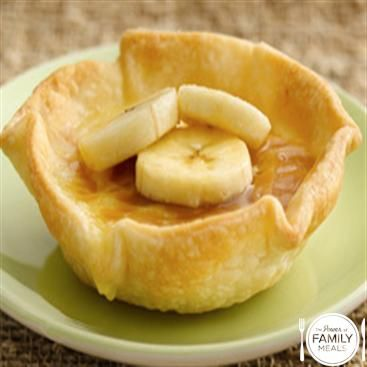 White Chocolate-Banana Crème Brûlée Tarts | Recipe