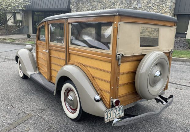 1936 Ford Woodie Wagon Woody Wagon Wagons For Sale Ford