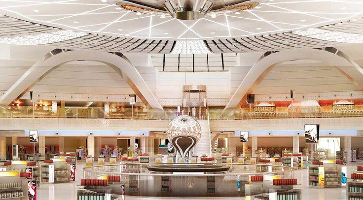 Large indoor sculpture pendulum for King Abdulaziz international airport, Jeddah