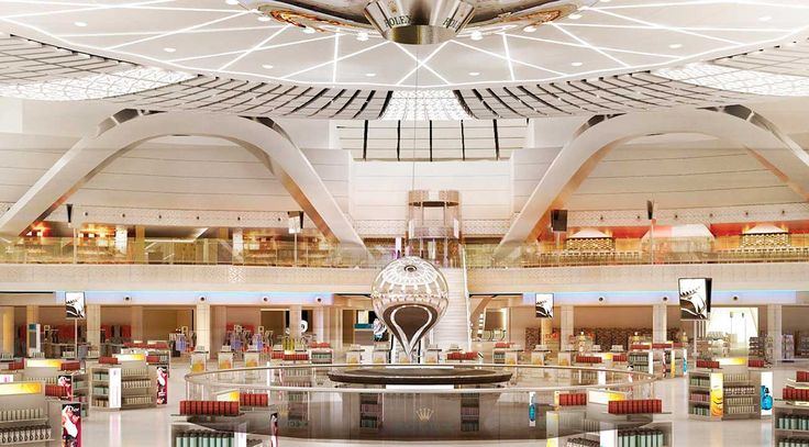 Large indoor sculpture pendulum for King Abdulaziz international airport, Jeddah