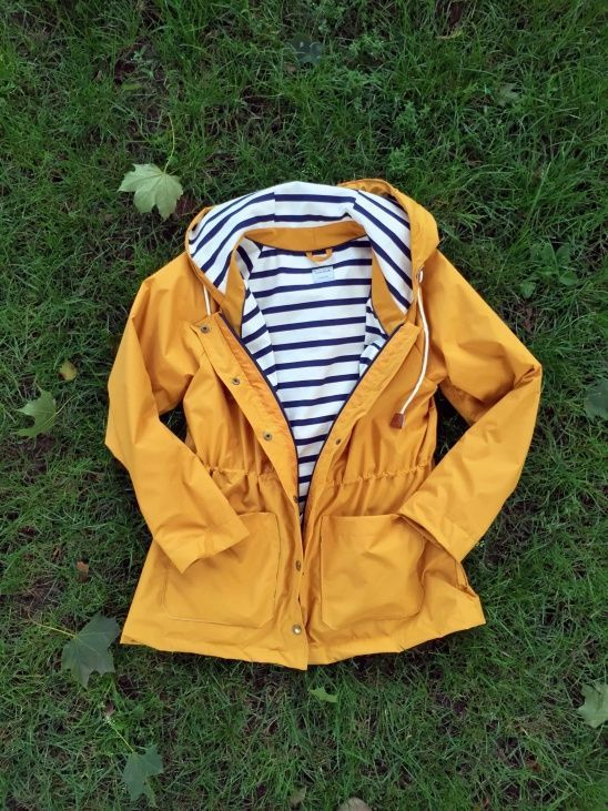 Amazing Fisherman's Waver Jacket by Tante Karlo