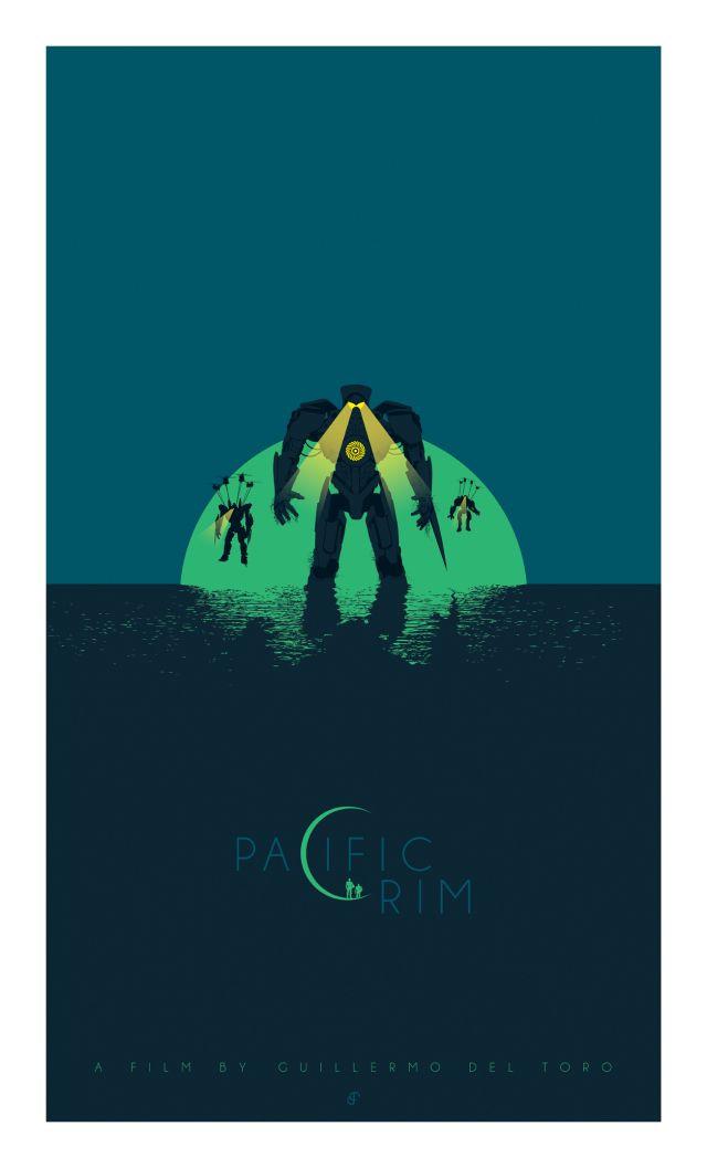 Patrick Connan Pacific Rim #PacificRim