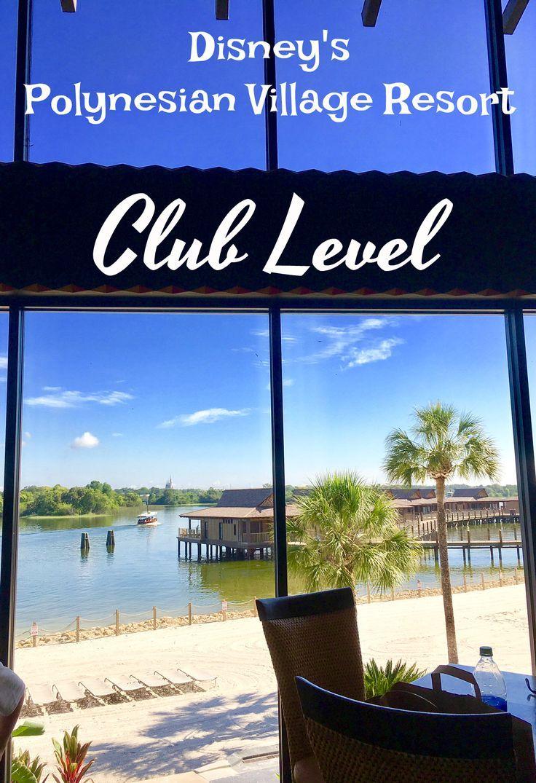 Club Level at Disney's Polynesian Village Resort | An Extra Dusting of South Seas Magic | Concierge | Walt Disney World