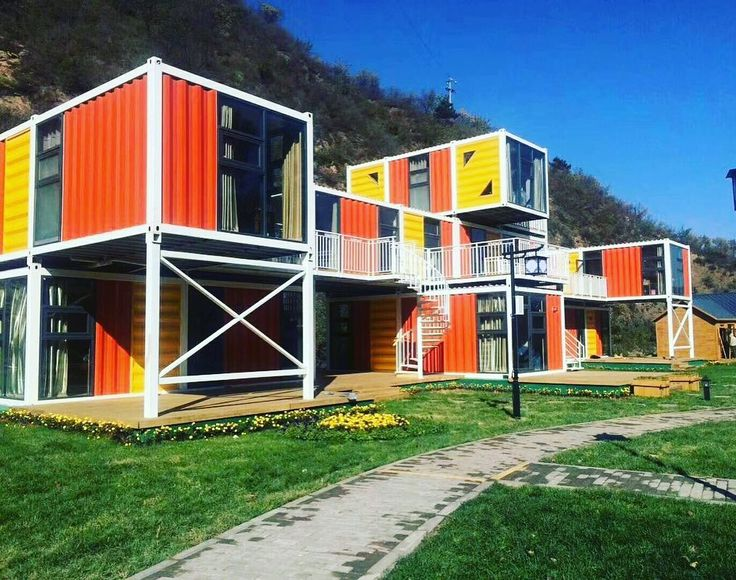 On site storage on instagram shippingcontainer
