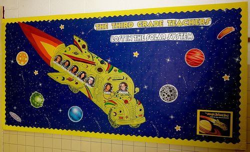 classroom themes magic schoolbus - Google Search