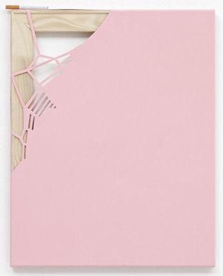 monochrome, by Monika Baer