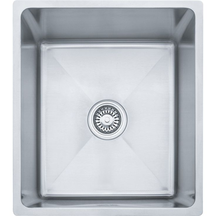Franke Professional Sink : Professional Series 17.5