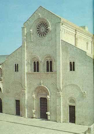 Architettura Romanica DUOMO DI BITONTO