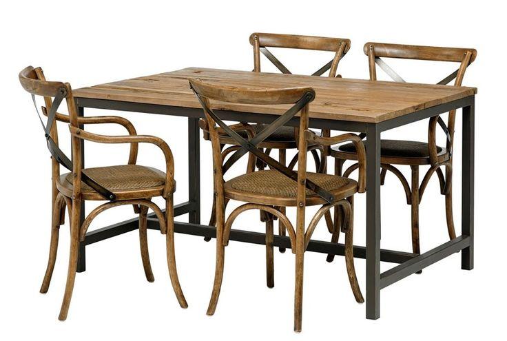 Vintage möbelgrupp från Falsterbo hos ConfidentLiving.se