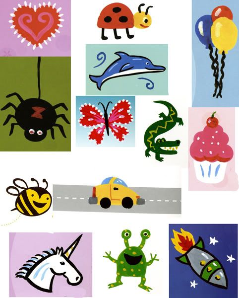 Ladybug face painting ideas image by iamginaw on Photobucket- for the Summer KickOff that I so foolishly volunteered for!