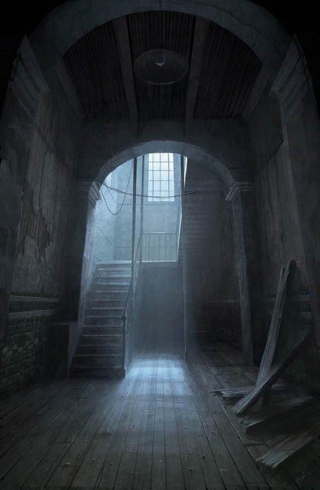 Google+Abandoned Mansion