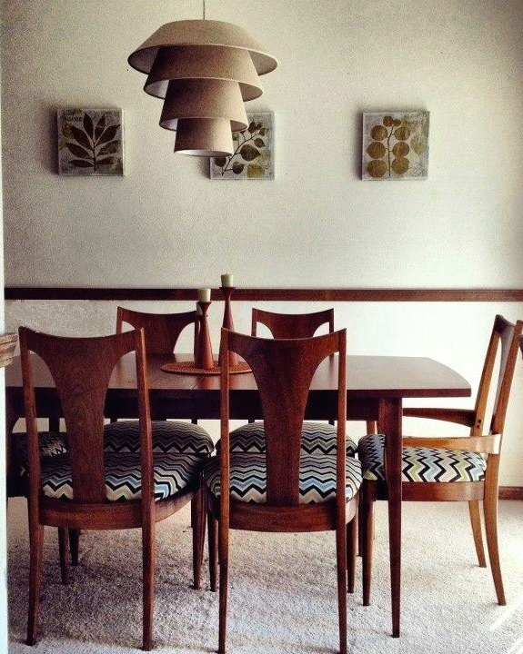 15 best broyhill brasilia images on pinterest dining room diner mid century broyhill brasilia table and chairs my dining set workwithnaturefo