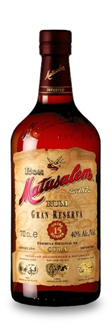 Matusalem 15 Years