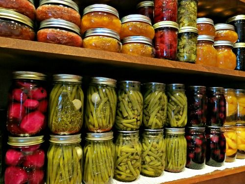 #CANNING INDEX...Lots of canning recipes