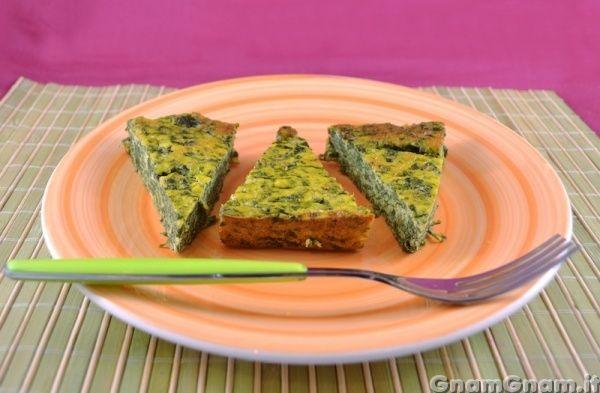 • Frittata di spinaci e ricotta al forno - Ricetta Frittata di spinaci e ricotta al forno