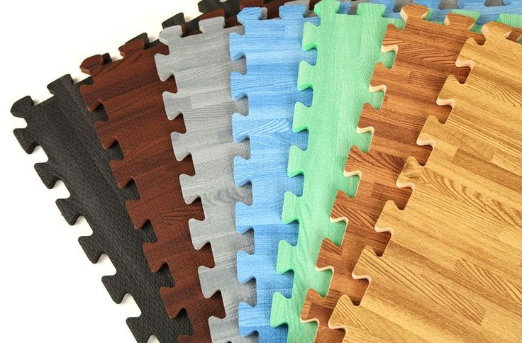 5/8 inch Soft Wood Tiles make an excellent gift and can be used in many functional spaces for a touch of soft flooring