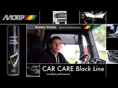 MOTIP Car Care Black - Wheel Cleaner (testimonial) www.thebuzzco.be