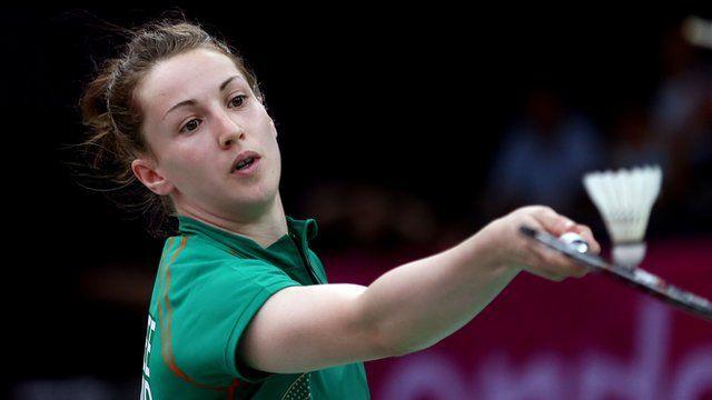 Badminton Players at Olympics | Around the UK