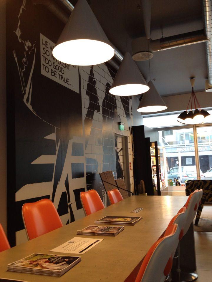 Comfort Hotel Xpress In Oslo, Oslo