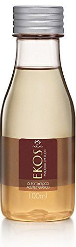 Linha Ekos Natura - Oleo Trifasico Madeira em Flor 100 Ml - (Natura Ekos Collection - Flowering Wood Tri-Phase Oil 3.38 Fl Oz)