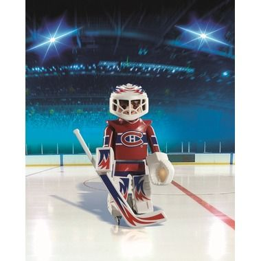 Playmobil NHL Montreal Canadiens Hockey Player