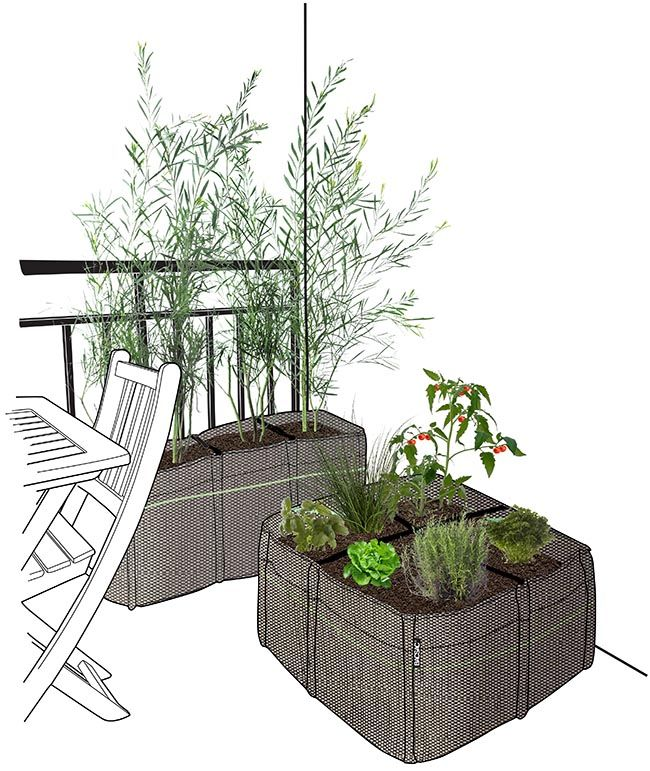 17 best images about balcon terrasse jardin on pinterest for Amenagement jardin 974